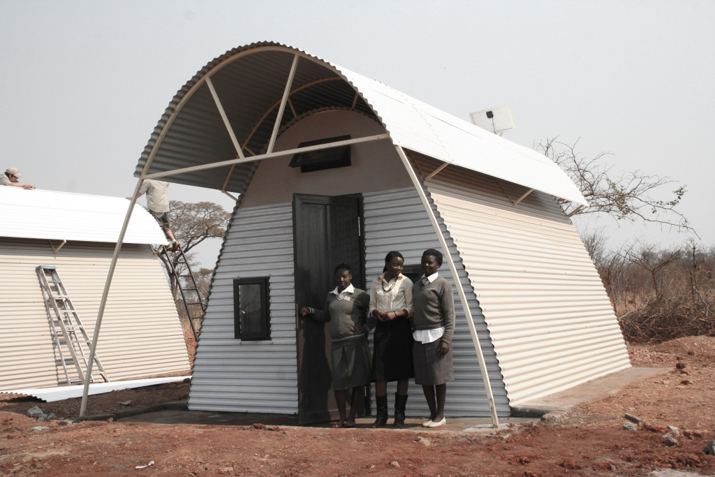 2014 – Girls Dormitories Zambia