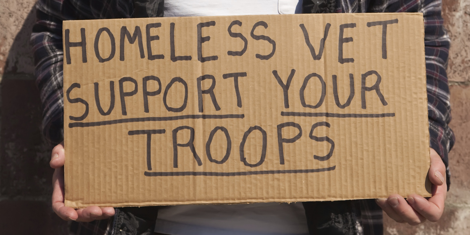 A Call to Help Provide Homeless Veterans in Transition With Housing