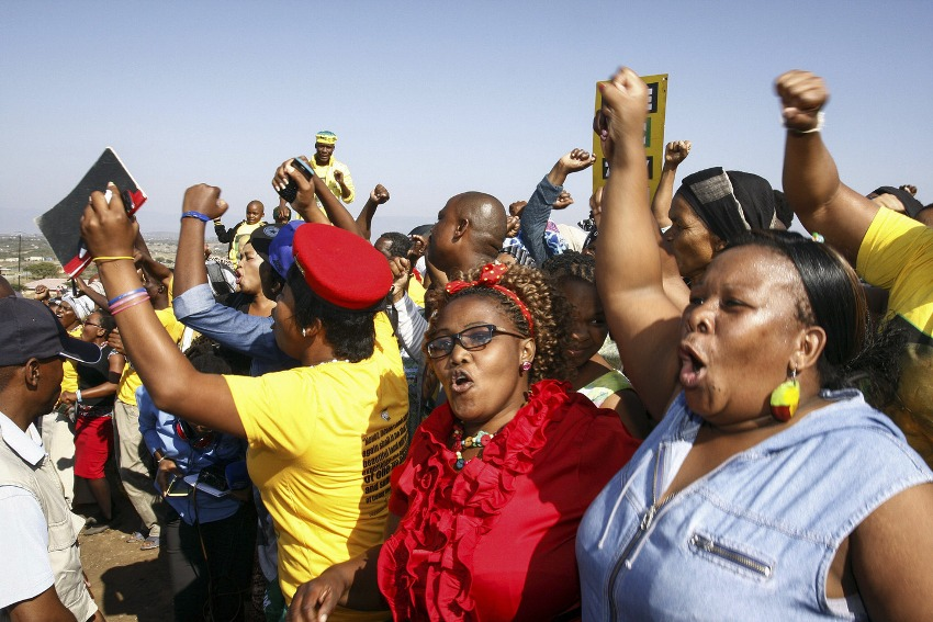 South Africa Faces Critical Vote To Determine Its Political Future