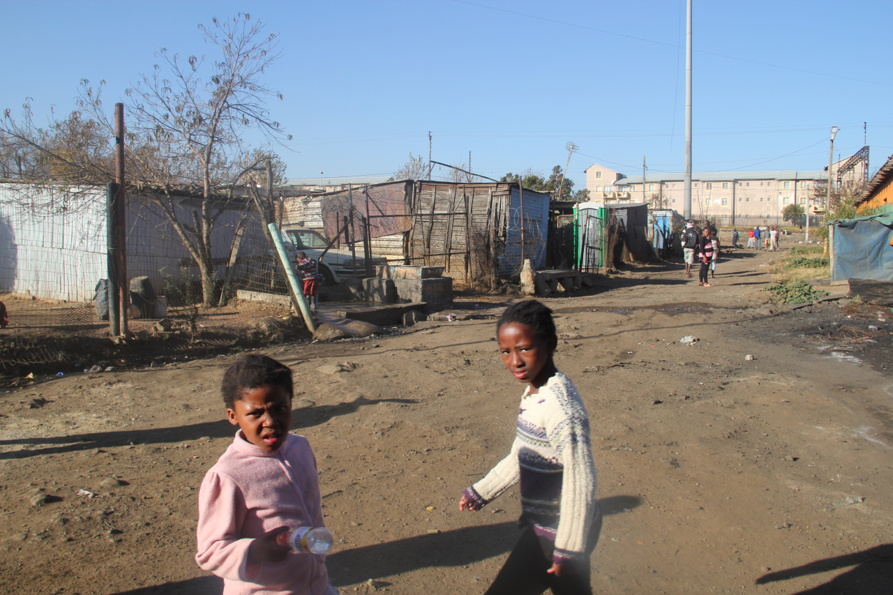 Making a Difference in Kliptown: One Youth At a Time